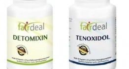 Tenoxidol & Detomixin: Bevor Sie diese Produkte kaufen sollten Sie unbedingt den folgenden Artikel lesen!