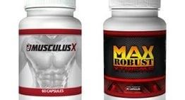 Max Robust Extreme & Musculus X – Extrem Muskelaufbau: Bevor Sie diese Produkte kaufen sollten Sie unbedingt den folgenden Artikel lesen!