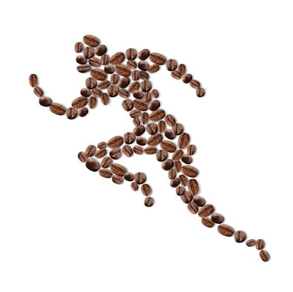 Kaffee vorm Workout